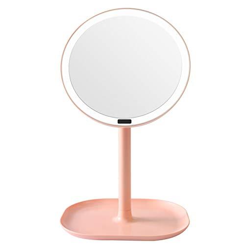 Mirror Beleuchteter Schminkspiegel verbesserter Zyklus, der infrarote menschliche Körperinduktion lädt, führte Schminkspiegel auf