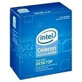 Intel Processeur Celeron E3400 / 2.6 GHz (800 MHz) LGA775 Socket L2 1 Mo Cache Version boîte