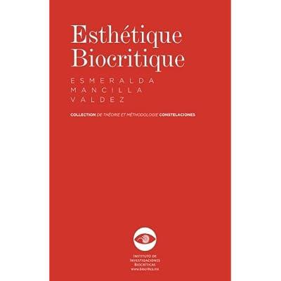 Esthétique Biocritique