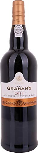 W. & J. Graham's Late Bottled Vintage Port 2013 Brut, (1 x 1 l)