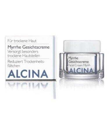 Alcina Myrrhe Gesichtscreme - 50 ml