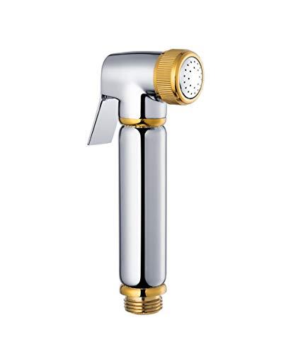 Messing WC Handbrause Bidet Sprayer - Luxus Shattaf Head Dusche Tuch Windel Mischbatterie Reisen Hochdruck