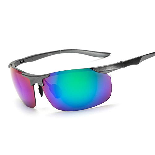 MINGMOU Outdoor-Sport-Sonnenbrille Outdoor-Sport-Sonnenbrille Für Männer Und Frauen, Die Nachtsicht Betreiben, C455