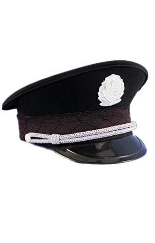 Chinesische Mütze (Horror-Shop China Polizei Mütze)