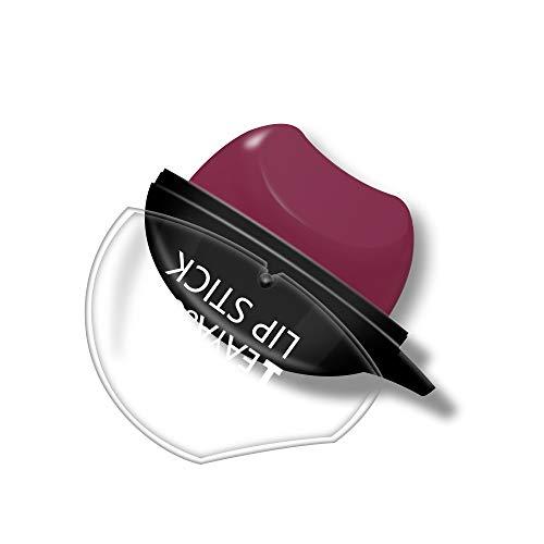 friendGG Womens Beauty wasserdichte langlebige Lippenflüssigkeit Matte Lipgloss Makeup Lazy Lipstick Stilvolle und charmante Balsam Lipgloss Lipstick Glasur