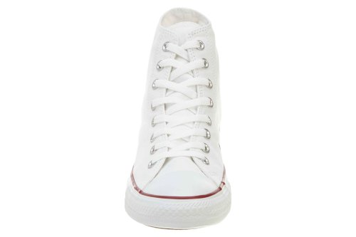 Converse Ctas Core Hi, Sneaker Unisex – Adulto Bianco ottico