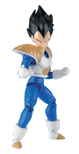 Dragonball Z Kai 5.5 Inch Articulated Action Figure Vegeta