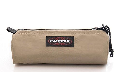 Eastpak Benchmark Single - Estuche 21 cm Beige Blanc/Pepp