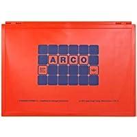 ARCO ESTUCHE CONTROL 24 PIEZAS (NARANJA)