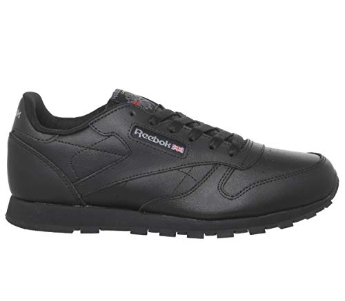 low priced 03287 338ae Reebok Deportiva Classic Leather Negra 50149-4.5USA