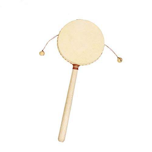 Handtrommel | Percussion| Musikinstrument für Kinder | Handmade | Geschenk für Kinder