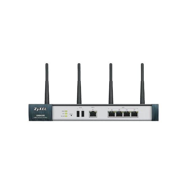 3198DgSTk L. SS600  - Zyxel UAG4100-EU0101F Hotspot Unified Access Gateway (4X LAN, WAN, 2X USB)