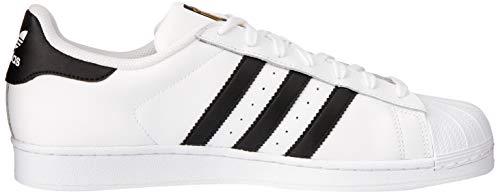 adidas Superstar, Herren Sneakers, Weiß - 10