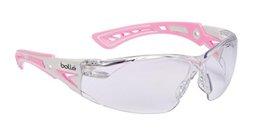 Bolle Rush + Platinum Pink Clear Pink S