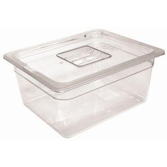 Vogue U234Aufbewahrungsbox, Polycarbonat, GN 1/3, 150mm, transparent