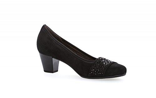 Gabor Chaussures De Wallace 75.482 Black (17)
