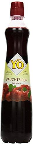 Yo Sirup Erdbeere, (1 x 700 ml)