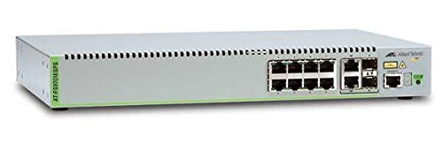 Single Ac Power Supply Switch (ALLIED 8 Port PoE+ Managed Standalone Fast Ethernet Switch Single AC Power Supply)