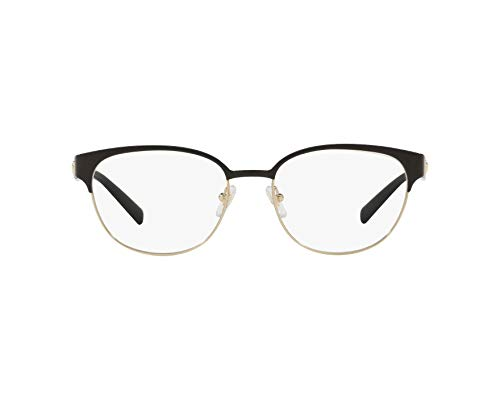 Ray-Ban Damen 0VE1256 Brillengestelle, Schwarz (Black/Pale Gold), 53
