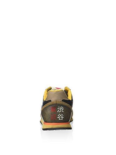 Lotto Leggenda uomo 2015 mod. S0090 Tokyo Shibuya dk sand dark sand/black