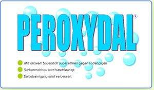 PEROXYDAL gegen Schmutz und Fadenalgen im (Koi-) Teich 1 x 5,0kg