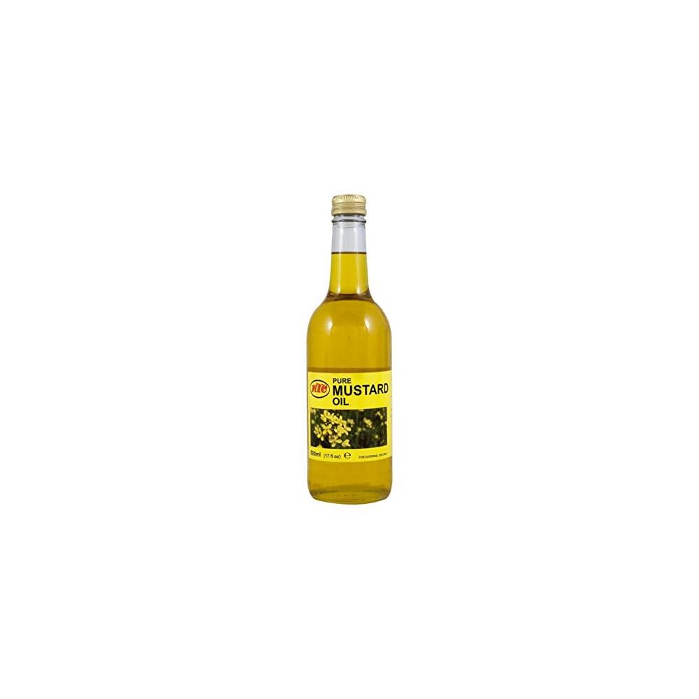 Ktc Mustarda Oil Blend 1er Pack 1 X 500 G