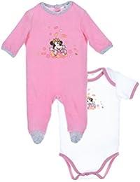 Disney Baby Minnie Maus Baby Body & Strampler