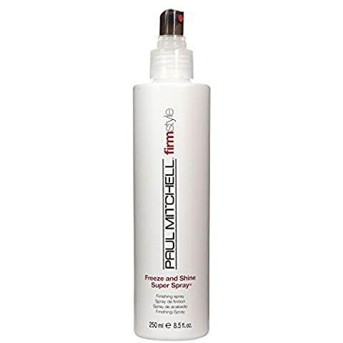 Paul Mitchell Freeze and Shine Spray 250ml