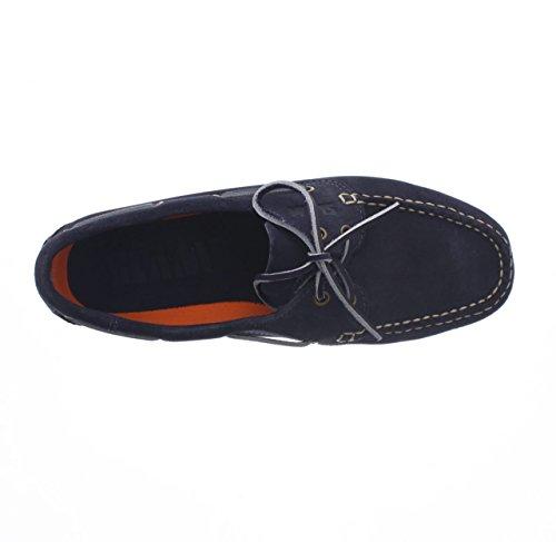 Slam  Slam - Shoe Newport - S450004s00 - B94 -, Herren Bootsschuhe Dunkelblau