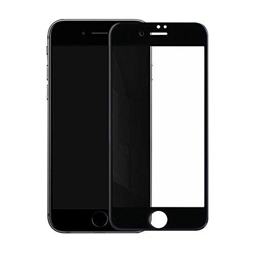 Displayschutzfolie Glass, HD Hartglas, 9H Härte Glas Premium [3D Gebogene Kante] Displayschutzfolie für Apple iPhone 8, iPhone 7,7/8Plus, iPhone X, Samsung S8/S8Plus (Armorsuit Xperia)