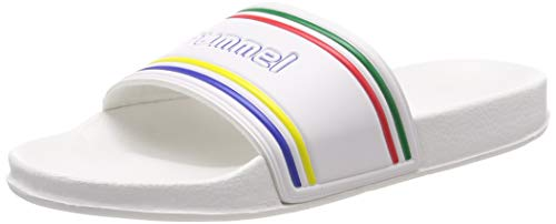 hummel Pool Slide Retro