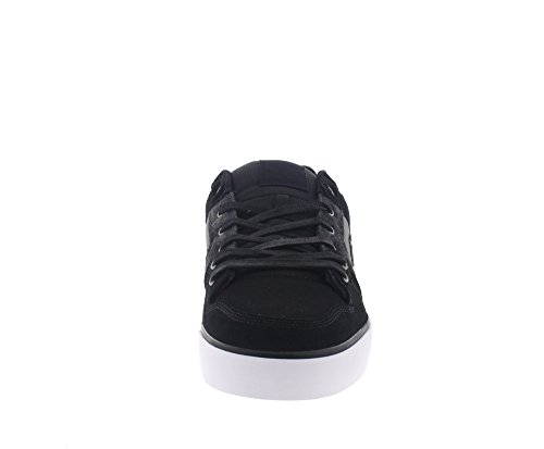 DC Universe Herren Pure Se Low-Top Schwarz (Black Destroy Wash-Kdw)