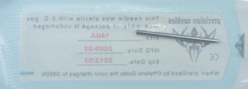 Piercing, sterilizzati, 1,6 x 48 mm, 10 pz