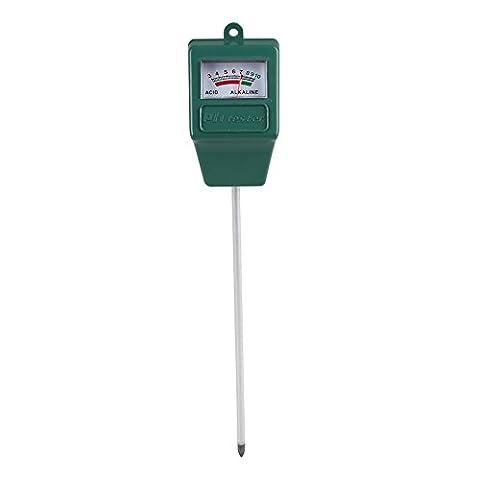 Forfar Professional Analized Soil Moisture PH Tester Soil Water Moisture Light Test Plant Flower Meter Detector