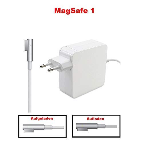 G-Technology 60W Typ-L Power Adapter Ladegerät Ersatz Netzteil mit MagSafe 1 Stecker Typ L passend für Apple MacBook Alu Weiss Pro Apple Nic Macbook Pro Laptops