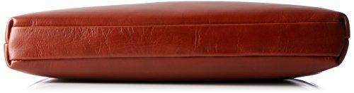 Royal Republiq Unisex-Erwachsene New Courier Single Caviar Laptop Tasche, 7x30x40,5 cm Braun (Cognac)