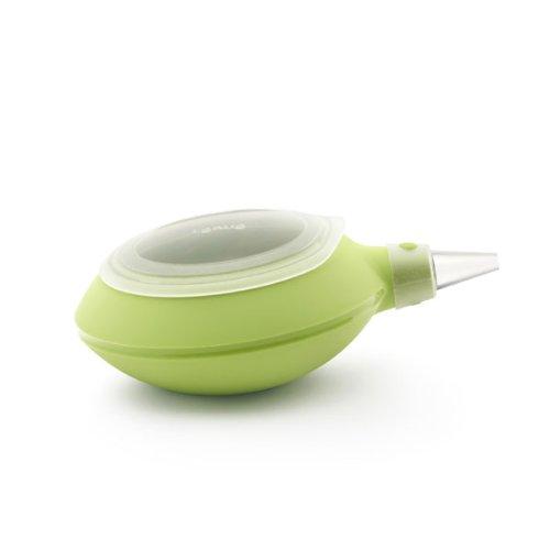 Lékué Decomax - Manga pastelera de silicona 6 boquillas, verde width=