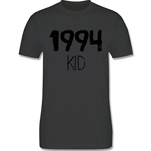 Geburtstag - 1994 KID - Herren Premium T-Shirt Dunkelgrau