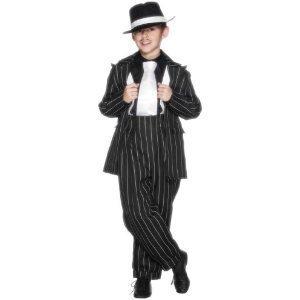 Jungen Anzug Smiffy's/Kinderschürzen Adventure Zoot Kostüm