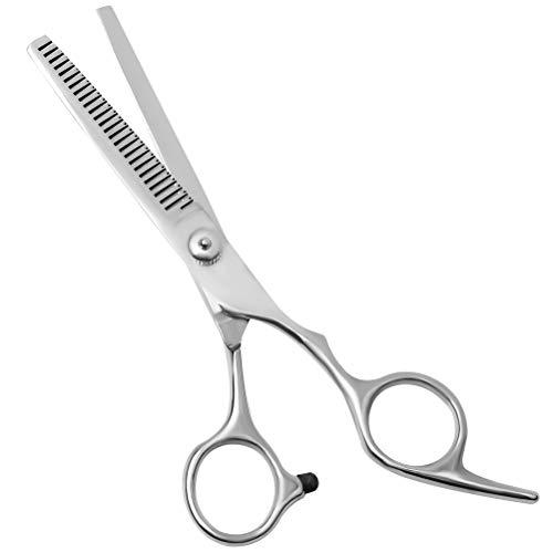 Ciseaux de Coiffure, Siming Ciseaux de Coupe Effiler Sculpter Cheveux Professionnel Outil pour Salon de Coiffure