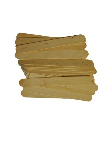 Perfekt Stix Jumbo Craft Sticks 15,2cm Länge, 100ct, beige, 100 -
