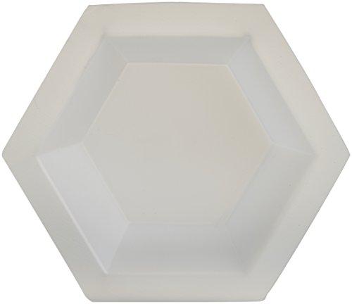 neoLab 1-1365 Einmal-Wägeschalen, 6-eckig, 8 mL (500-er Pack)