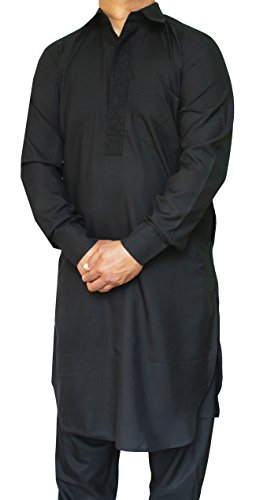 Maple Clothing Pattani Kurta Salwar Set Parti Indienne Vêtements Homme