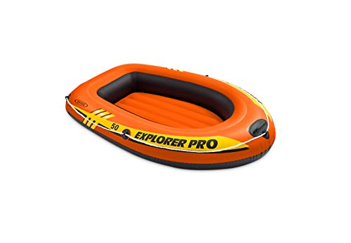 Intex Explorer Pro 200 Schlauchboot - 196 X 102 X 33 cm - Orange -