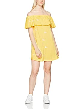 New Look Damen Kleid Bardot Jersey