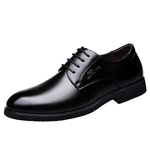 Four Seasons Herren Business Schuhe Lazy Casual England Arbeitsschuhe