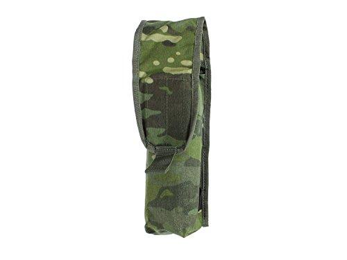 BE-X Tasche für Gasflaschen für Sportwaffen / CO2 Pistolen, für MOLLE - multicam tropic