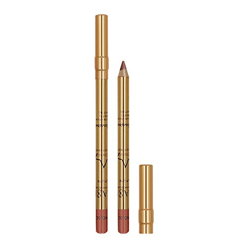 Precioul Lippenstift Lip Liner taucht die Lippen in sinnliches, Ideal definierte Lippenkontur für formvollendete, in Szene gesetzte Lippen, mit geschmeidigem Auftrag -