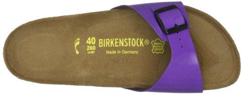 Birkenstock Madrid Bflor, Sandales Lilas