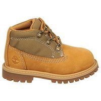 Timberland Infants Toddlers 6  Classic Boot Campsite Wheat Nubuck  Canvas US 7 M